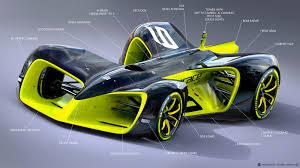 roborace details the tech behind its wild autonomous racecar the