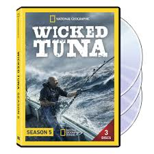 tuna season five 3 dvd r set national geographic store
