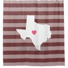 texas map shower curtains zazzle