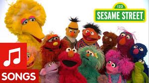 Barney Through The Years Muppets by Sesame Street Sing The Alphabet Song Youtube