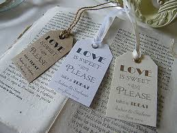 tags for wedding favors sayings for wedding favors tags wedding favours tags isure search