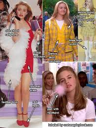clueless costume from the clueless costume playbook