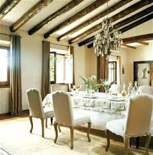 country dining room table decor wondrous french country chandelier