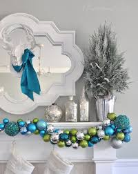diy ornament garland tutorial such an easy project all you need
