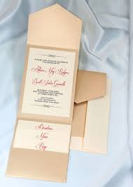 invitation diy kits print your own gold wedding invitations gold pocket wedding