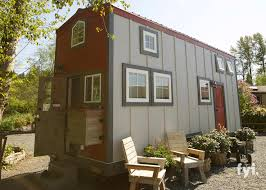 Modern Tiny Houses by Barn Chic Tiny House 300 Sq Ft Tiny House Town