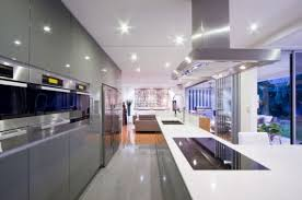 parallel kitchen ideas gallery