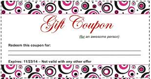coupon template word 21 word coupon templates free download free