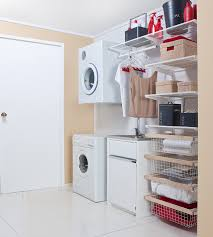 Ideas For Laundry Room Storage by Walk Through Laundry Solutions For Every Space Available At