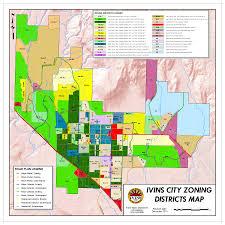 Map Of St George Utah by Ivins City Maps Ivins City