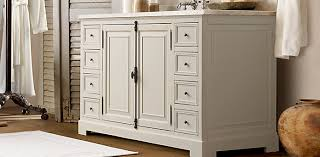Restoration Hardware Bathroom Vanity by French Casement Collection Finishes Distressed White Rh