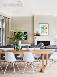 Eames Chair Dining Table 25 Best Images About White Dining On Pinterest Scandinavian