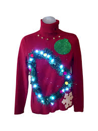 s sweater sale the light before turtleneck s m 30 21 light up