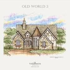 Old English Tudor House Plans Country French House Plans Plan W7606mc French Country Corner
