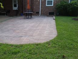 Paver Patio Installation by Pictures Fayetteville Landscaping U0026 Lawn Care