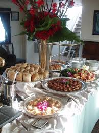 make your own buffet table create your own wedding hors d oeuvres bar wedding menu