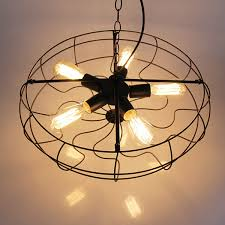 Industrial Style Ceiling Fan by Online Get Cheap Industrial Style Fans Aliexpress Com Alibaba Group