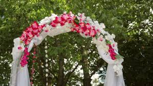 wedding arches canada flag of canada waving big tree beautiful of flag of