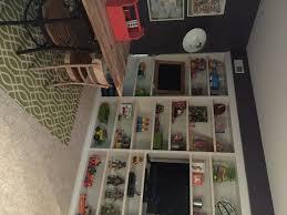 a diy playroom creative board game storage simplify in style