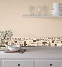 frise cuisine autocollante bhf fdb50042 ceramica diner la cuisine et salle de bain frise