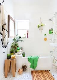 Zen Bath Mat Create A Spa Bathroom 11 Wooden Bath Mats Apartment Therapy