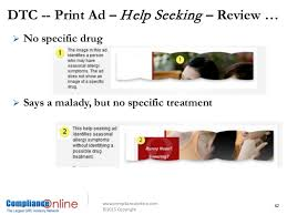 Seeking Ad Fda Regulation Of Direct To Consumer Ads