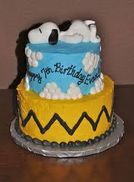 snoopy cakes brown birthday cake 200 best peanutscharlie brown cakes