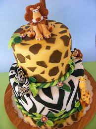 jungle theme cake animal jungle safari theme kids birthday party cakes and cupcakes