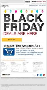 amazon black friday deals app a selection of best emails for cyber monday mailing u0026 landings
