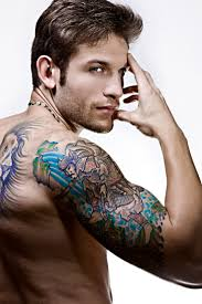 45 best guys with tattoos images on pinterest men