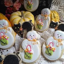 halloween sweet treats by teri pringle wood cookies teri