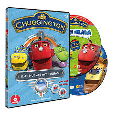 dvd chuggington sharemedoc