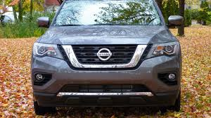 nissan pathfinder platinum midnight edition 2017 nissan pathfinder platinum test drive review