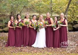 sangria bridesmaid dresses bill levkoff wine bridesmaid dresses search pinteres