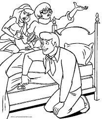28 best scooby doo coloring sheets images on pinterest coloring