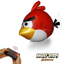 amazon angry birds air swimmers turbo red flying remote