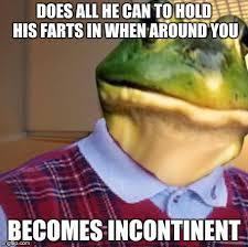 Good Guy Greg Meme Maker - bad luck good guy bachelor frog imgflip
