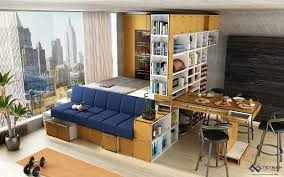 Small Studio Apartment Design Ideas Studio Apartment Furniture - Efficiency apartment design ideas
