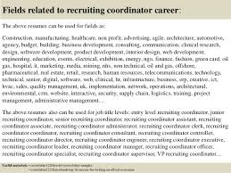 associate recruiter sample resume top 8 associate recruiter