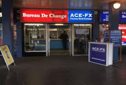 bureau de change 15 e international currency exchange