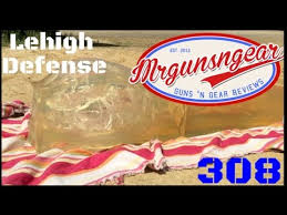 308 best snacks images on lehigh defense 308 winchester 145gr controlled chaos ballistics gel