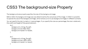 div background url css3 fundamentals by raedrasheed ppt