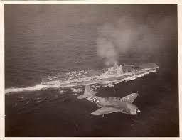 aircraft carrier warfare world war 2