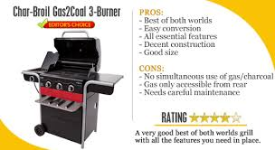 Backyard Grill 3 Burner Best Gas Grill Under 300 Revealed Update For 2016