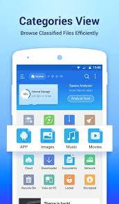 file manger apk es file explorer apk for android