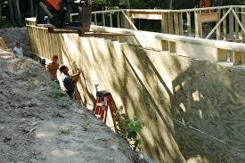 permanent wood foundations jlc online basement foundation