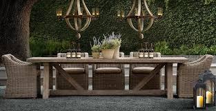 restoration hardware outdoor furniture fabulous essential outdoor