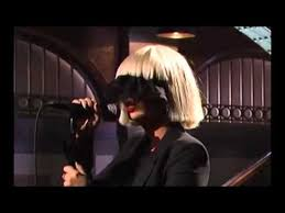Sia Singing Chandelier Live Sia Chandelier Live Vocals Mic Feed Snl