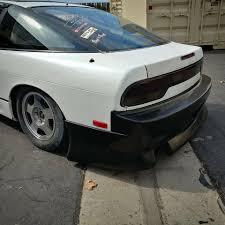 nissan sentra body kit nissan 240sx hatchback 1989 1994 bsport2 style 4 piece