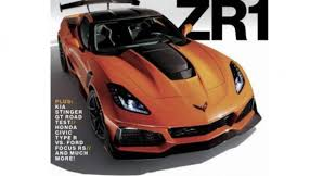 fastest production corvette made chevy s 2019 corvette zr1 the fastest corvette made
